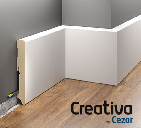 Listwy Creativa by Cezar